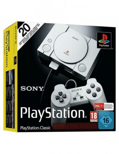 PLAYSTATION CLASSIC MINI CONSOLLE
