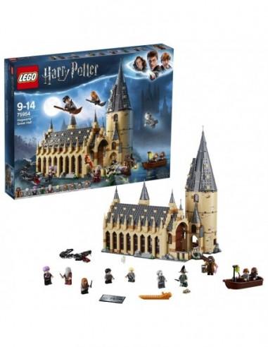La Sala Grande di Hogwarts HARRY POTTER