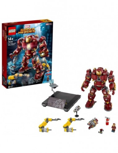 LEGO Hulkbuster  Ultron Edition 76105