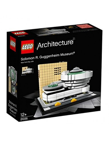 LEGO MUSEO SOLOMON R GUGGENHEIM