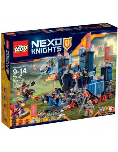 LEGO NEXO FORTREX