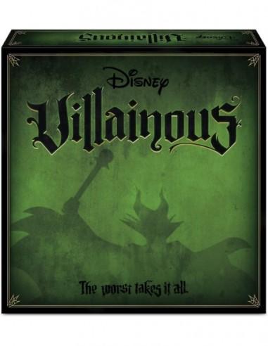 VILLAINOUS FAMILY GAMES DISNEY 26275 5