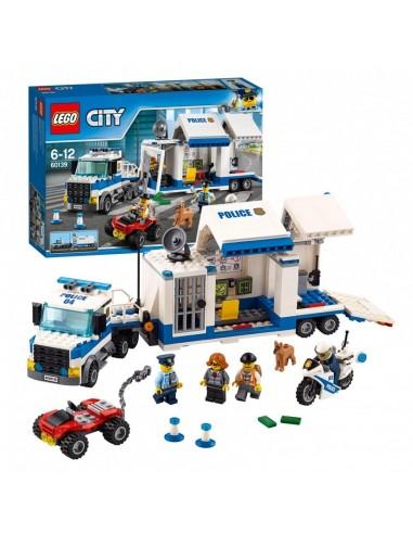 LEGO CENTRO DI COMANDO MOBILE