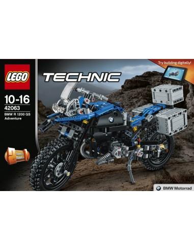 LEGO MBW R 1200 GS